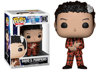 David S. Pumpkins (Saturday Night Live) 03  [Damaged: 7.5/10]
