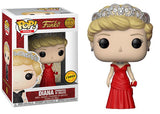 Diana (Red Dress, Princess of Wales, Royals) 03  **Chase**  [Damaged: 7.5/10]