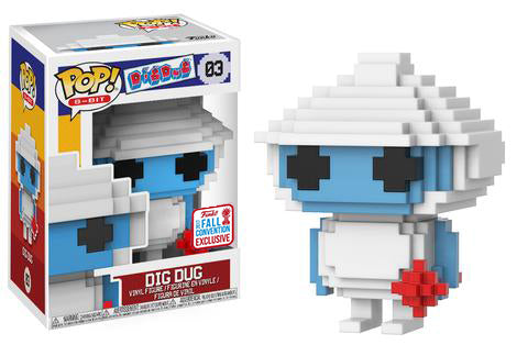 Dig Dug (8-Bit) 03 - 2017 Fall Convention Exclusive  [Damaged: 7.5/10]