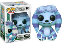 Snuggle-Tooth (Monsters) 03 - Funko Shop Exclusive