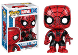 Spider-Man (Black & Red Suit) 03 - Hot Topic Exclusive Pop Head
