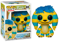 > Snuggle-Tooth (Spring, Monsters) 03 - Funko Shop Exclusive