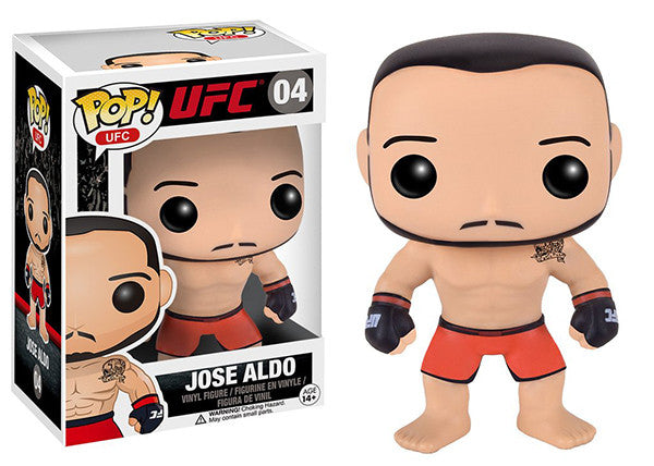 Jose Aldo (UFC) 04 Pop Head