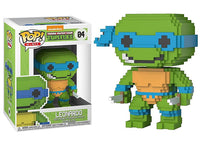 Leonardo (8-Bit, Teenage Mutant Ninja Turtles) 04