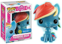 Rainbow Dash (Glow in the Dark, My Little Pony) 04 - Walmart Exclusive