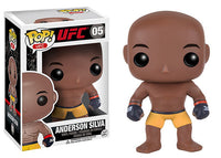 Anderson Silva (UFC) 05 Pop Head
