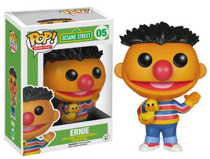 Ernie (Sesame Street) 05 Pop Head