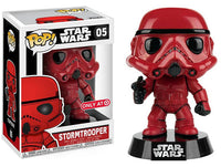 Red Stormtrooper 05 - Target Exclusive  [Damaged: 7/10]