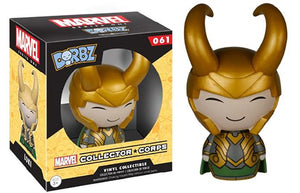 Dorbz Loki 061 - Marvel Collector Corps Exclusive