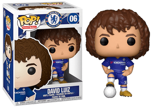 David Luiz (Chelsea, Soccer) 06  [Damaged: 7.5/10]