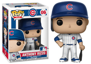 Anthony Rizzo (Chicago Cubs, MLB) 06