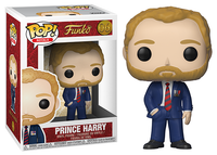Prince Harry (Royals) 06  [Damaged: 7/10]