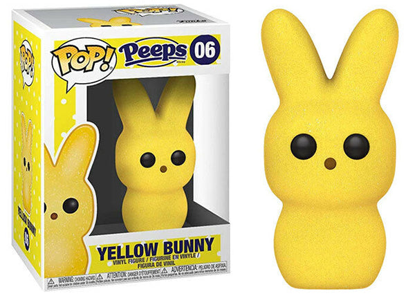 Yellow Bunny (Peeps) 06  [Damaged: 7.5/10]