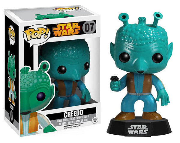Greedo 07 Pop Head