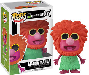 Mahna Mahna (Muppets) 07  [Condition: 7/10]