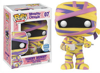 Yummy Mummy (Ad Icons) 07 - Funko Shop Exclusive  /2500 made  [Condition: 6/10]