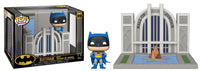 Batman w/ the Hall of Justice (Town) 09