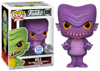 Gill (Purple, Spastik Plastik) 09 - Funko Shop Exclusive