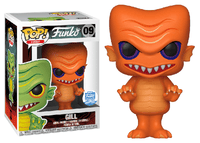 Gill (Orange, Spastik Plastik) 09 - Funko Shop Exclusive  [Damaged: 7.5/10]