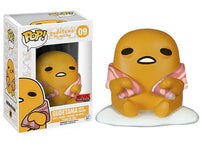 Gudetama with Bacon (Sanrio) 09 - Hot Topic Pre-Release Exclusive  [Damaged: 7/10]