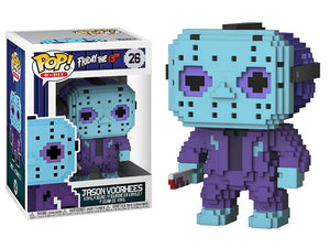 > Jason Voorhees (NES Colors, 8-Bit, Friday the 13th) 26