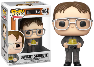 Dwight Schrute (w/ Jello Stapler, The Office) 1004 [Damaged: 7/10]