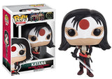 Katana (Suicide Squad) 100 Pop Head