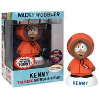 Funko Wacky Wobbler Kenny (Zombie, South Park) - 2010 SDCC Exclusive /480 made