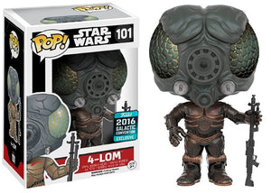 4-Lom 101 - 2016 Galactic Convention Exclusive  [Damaged: 7/10]