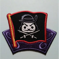 Disney Treasures Exclusive Patches - Captain Hook's Flag