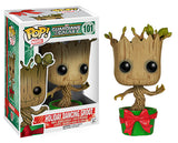 Holiday Dancing Groot (Guardians of the Galaxy) 101 [Damaged: 7.5/10]