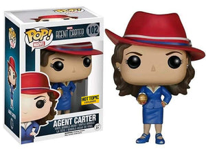 Agent Carter (Nitramene Bomb) 102 - Hot Topic Exclusive  [Damaged: 7.5/10]