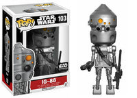 IG-88 103 - Smuggler's Bounty Exclusive  [Damaged: 7.5/10]
