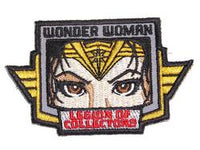 DC Legion of Collectors Exclusive Patches - Wonder Woman