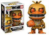 Jack-O-Chica (Five Nights at Freddy's) 206 - GameStop Exclusive  [Damaged: 7.5/10]