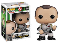 Dr. Peter Venkman (Ghostbusters) 104  [Damaged: 7.5/10]
