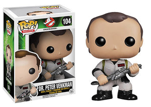 Dr. Peter Venkman (Ghostbusters) 104  [Damaged: 6/10]