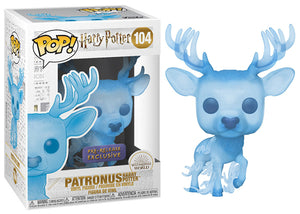 Patronus Harry Potter(Harry Potter) 104 - Wizarding World Pre-Release Exclusive