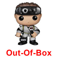 Out-Of-Box Dr. Raymond Stantz (Ghostbusters) 105  [Damaged: 7.5/10]