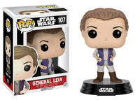 General Leia 107 **Vaulted** Pop Head