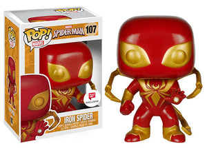 Iron Spider 107 - Walgreens Exclusive Pop Head