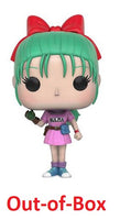 Out-of-Box Bulma (Dragonball) 108  [Damaged: 7.5/10]  **Missing Stand**