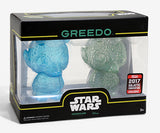 Mini Hikari Greedo (2-pack, Blue & Clear) - 2017 Galactic Convention Exclusive