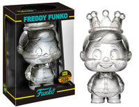 Mini Hikari Freddy Funko (Clear Glitter) - Funko Shop Exclusive /1500 made