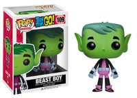 Beast Boy (Teen Titans Go!) 109 **Vaulted** Pop Head