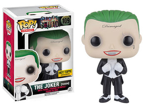 The Joker (Tuxedo, Suicide Squad) 109 - Hot Topic Exclusive Pop Head