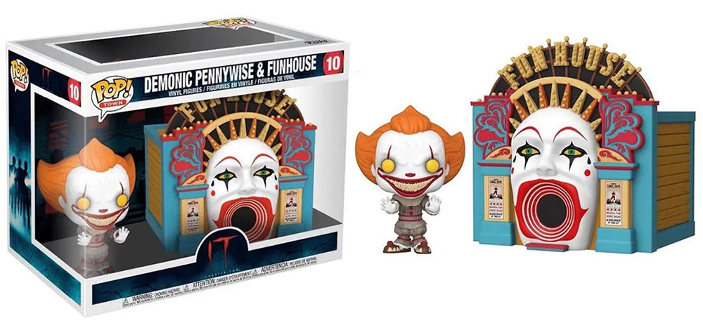 Demonic Pennywise & Funhouse (Town) 10
