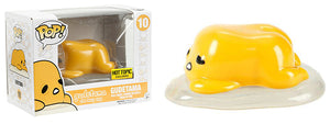 Gudetama (Laying Down, Sanrio) 10 - Hot Topic Exclusive [Damaged: 7.5/10]