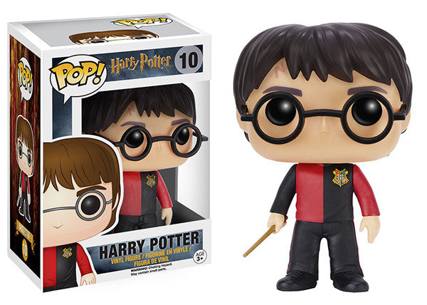 Harry Potter (Tri Wizard, Harry Potter) 10 Pop Head