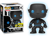 The Flash (Glow in the Dark, Silhouette) 10 - Entertainment Earth Exclusive  [Damaged: 7.5/10]